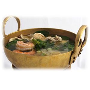Wonton Soup Pot