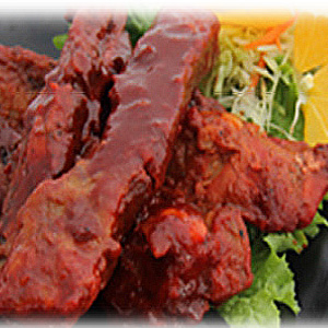 Honey Ribs BBQ
